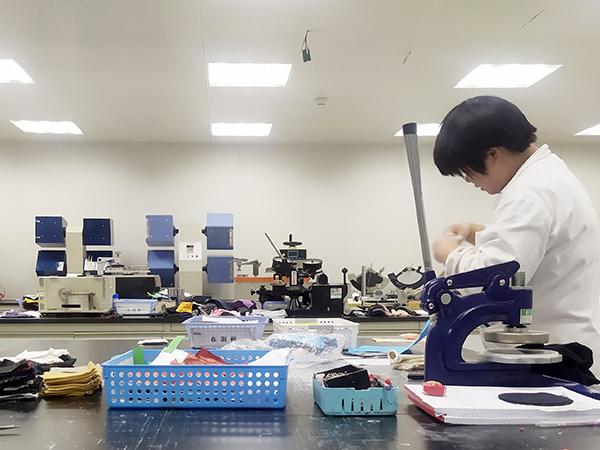 纺织品检测实验室环境