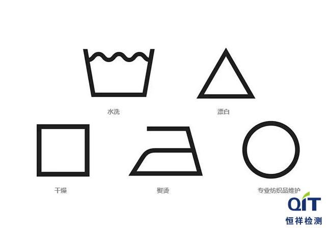 纺织服装维护方法采用图形符号还是文字说明合适,这些你知道吗?